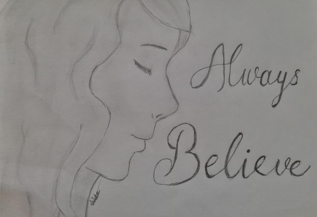 Always Believe by amoregirltje