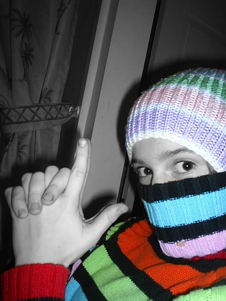 Ninja Stripes by TalesOfNightWing