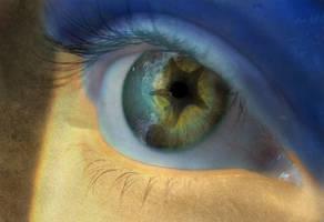 Ocean Eye by TalesOfNightWing