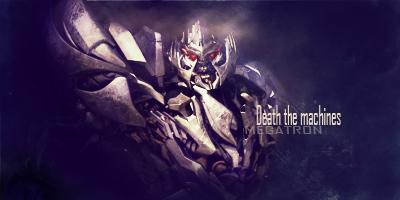 Megatron by DangerToXic
