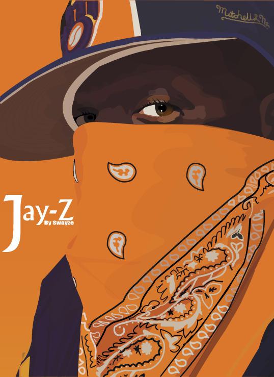 Jay-Z by snorkone