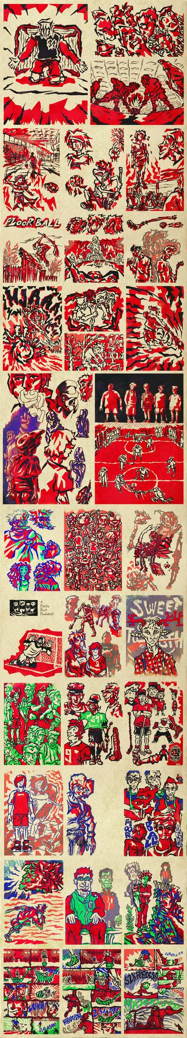 sketch-collection-3 by GaraboncziA