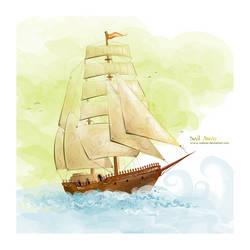 Sail Away by NaBHaN
