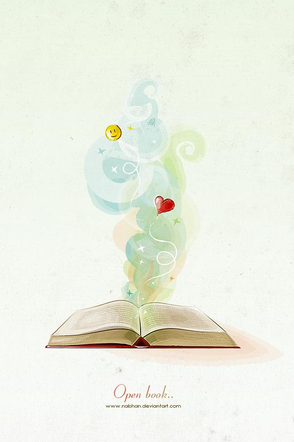 Open Book..