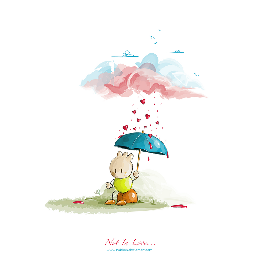 Not In Love.. by NaBHaN