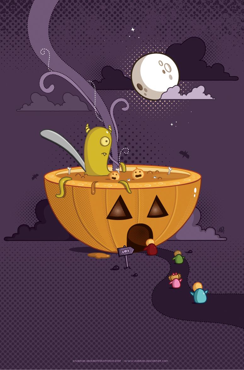 Pumpkin Soup by NaBHaN
