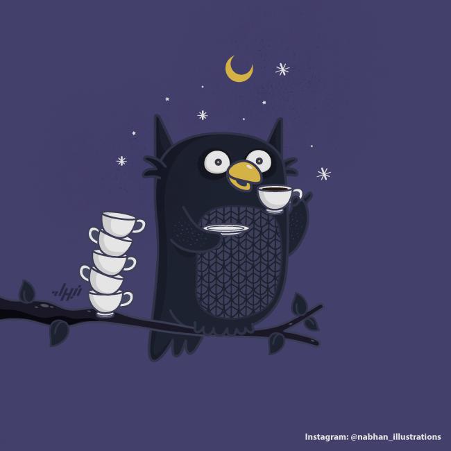 Coffee-holic