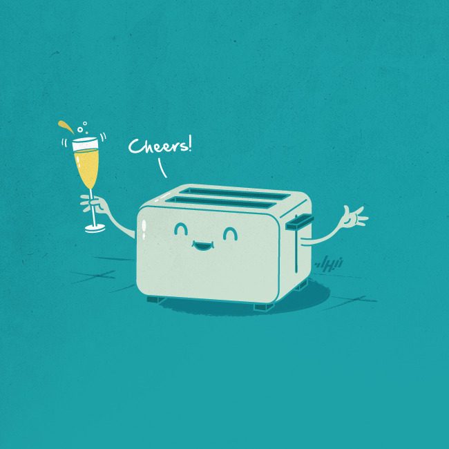 Toaster by NaBHaN