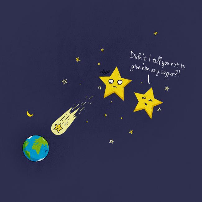 Shooting Star by NaBHaN