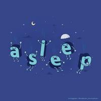 Falling Asleep by NaBHaN