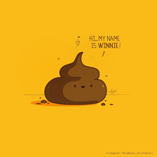 Winnie The Poo by NaBHaN