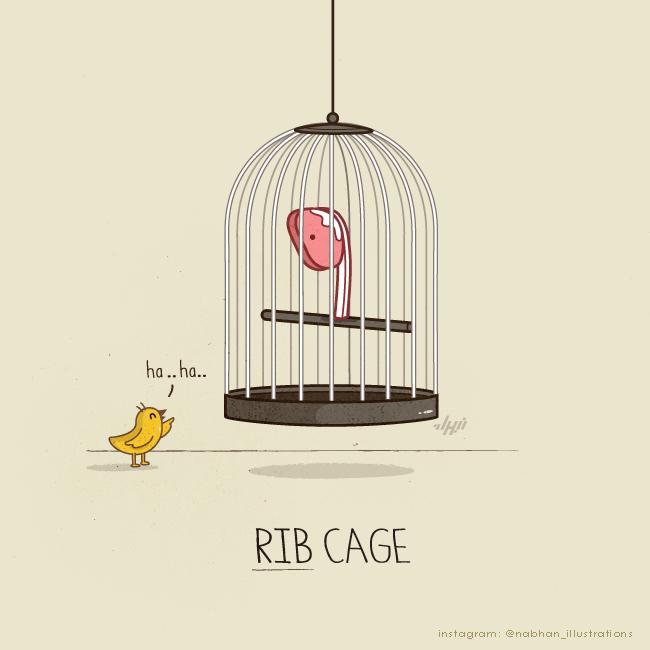 Rib Cage by NaBHaN