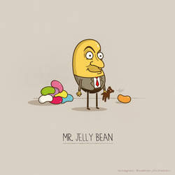 Mr.Jelly Bean