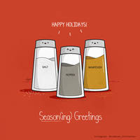 Season(ing) Greetings by NaBHaN