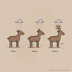 When it rains..dear by NaBHaN