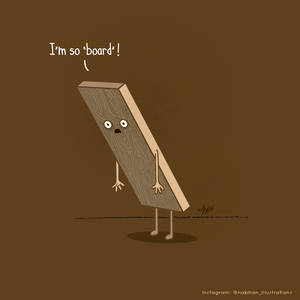 Bored Board