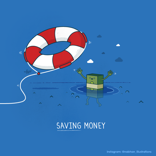 Saving Money by NaBHaN