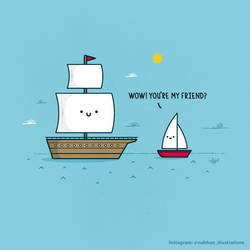 Friend.Ship by NaBHaN