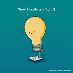 So Light!