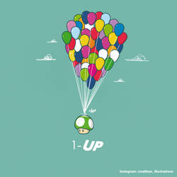 1-UP by NaBHaN