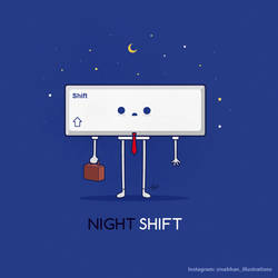 Night Shift by NaBHaN