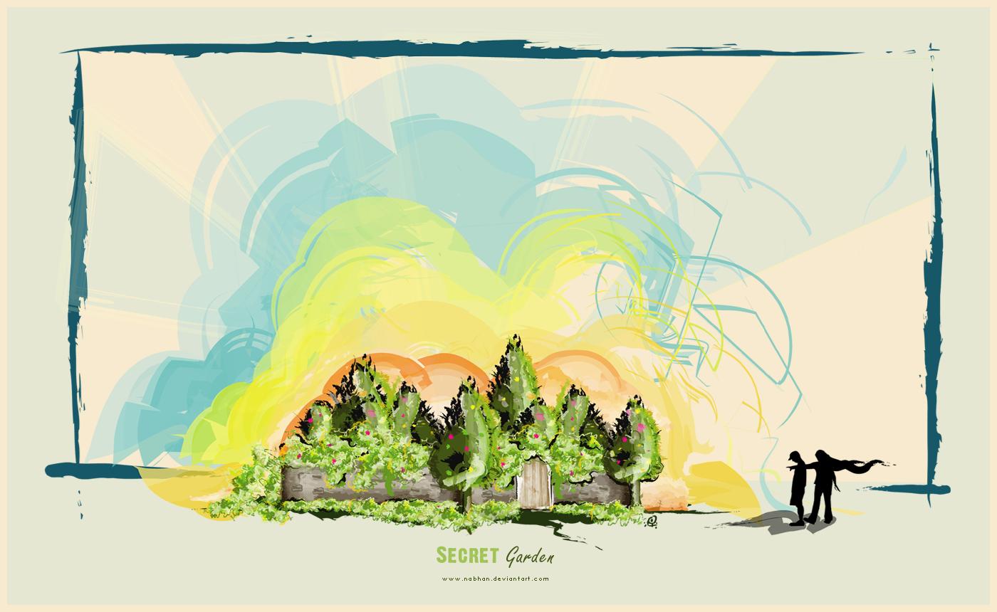 Secret Garden by NaBHaN
