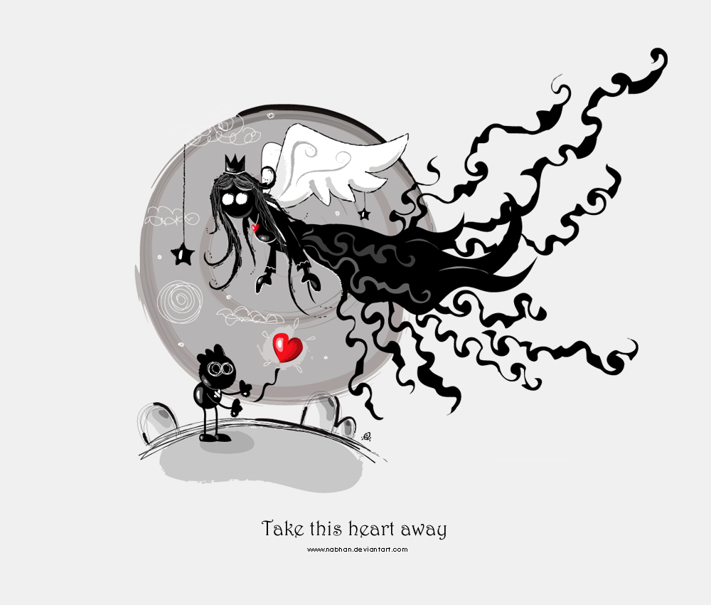 Take This Heart Away by NaBHaN
