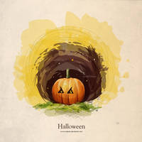 Halloween by NaBHaN