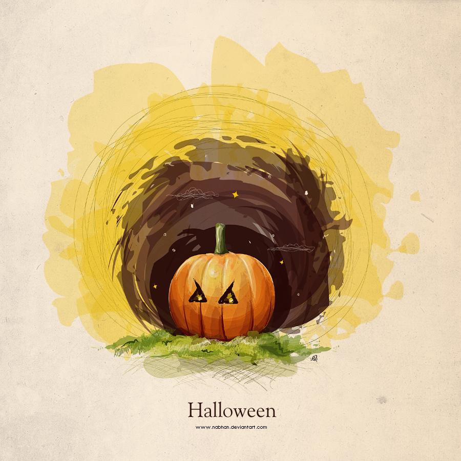 Halloween by NaBHaN