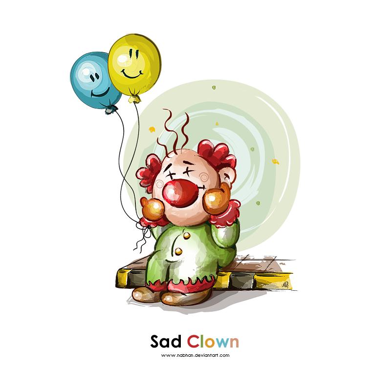 sad clown remix by nabhan on deviantart