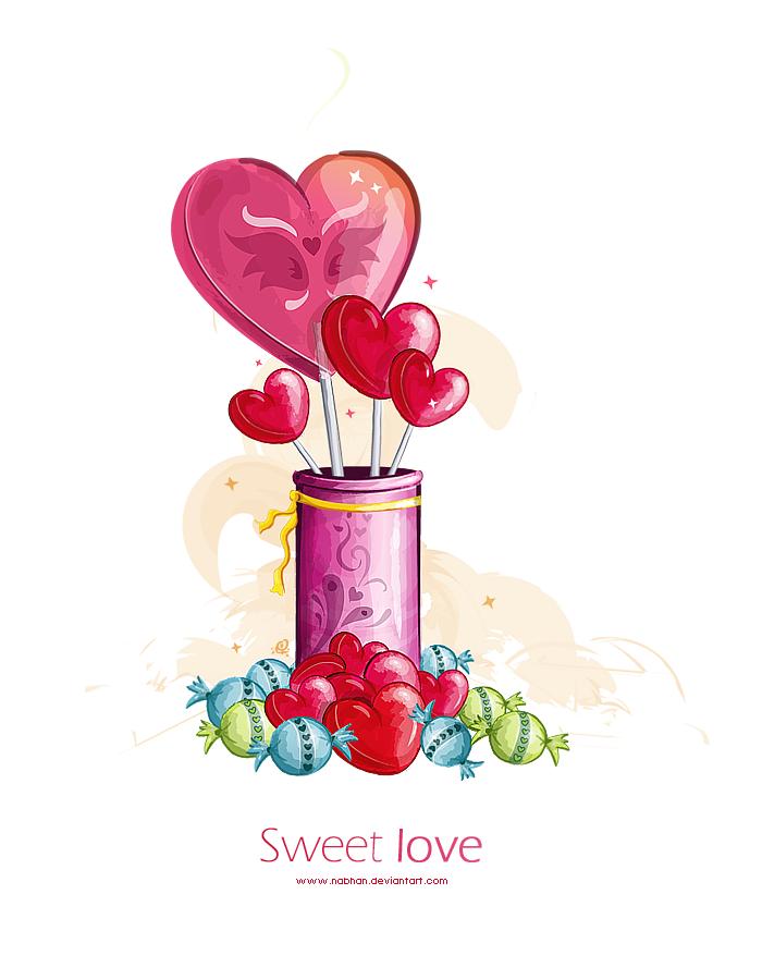 Sweet Love by NaBHaN