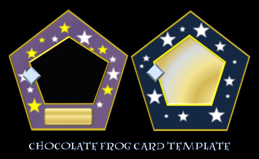 Chocolate Frog card temps by ElderofDEATH on DeviantArt
