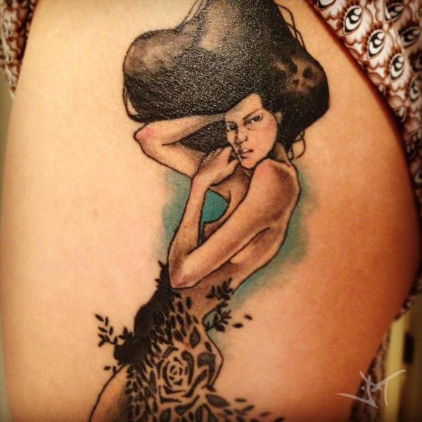 lady by Janaina