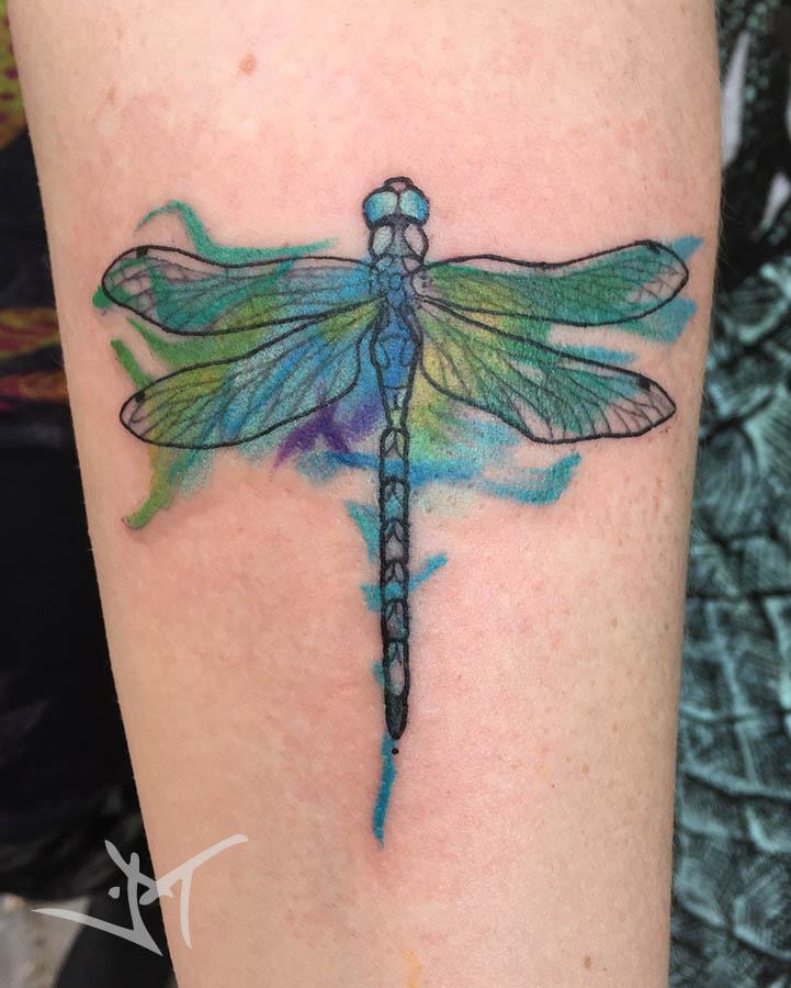 Dragonfly by Janaina