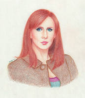 Donna Noble by MoShmoe