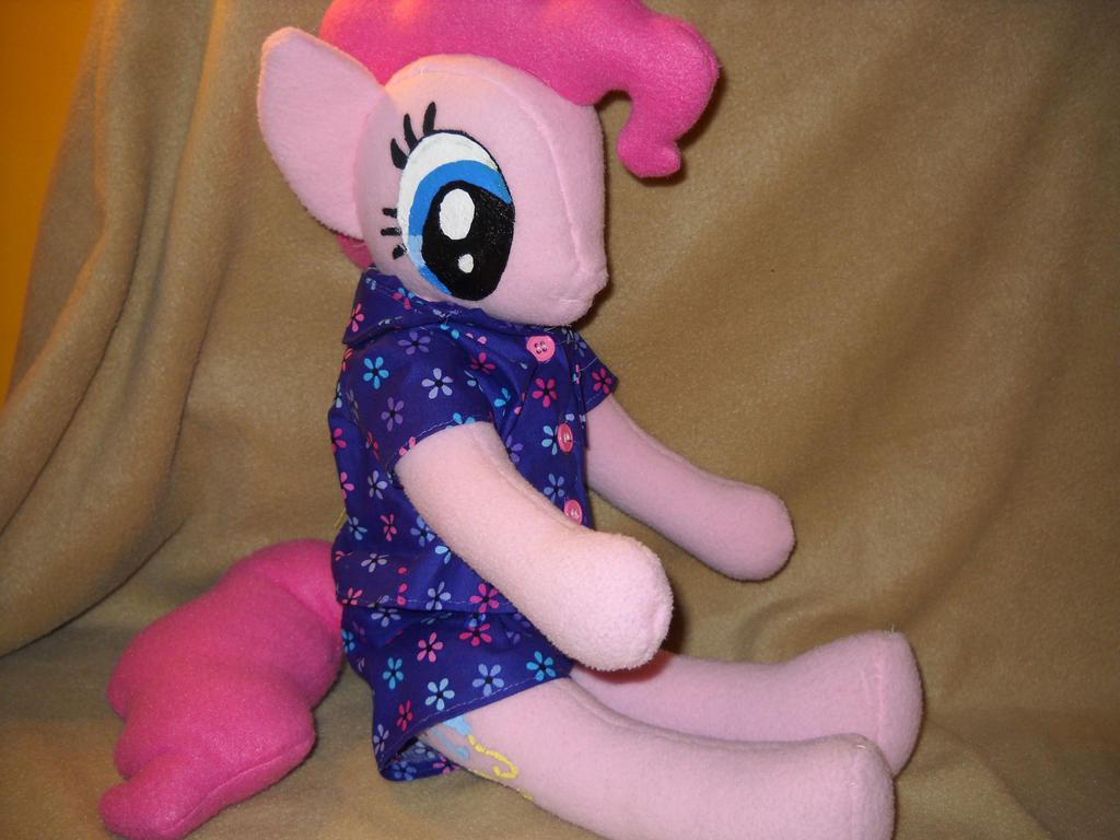 Pinkie Pie Is Ready For Bed better pic by digigirl789