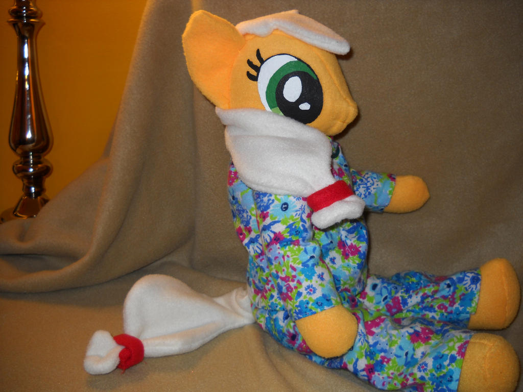 Applejack has cute pjs better pic by digigirl789