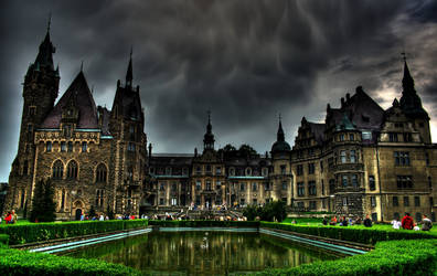 Castle by Krzynek