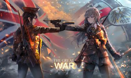 World War: Anime Edition!