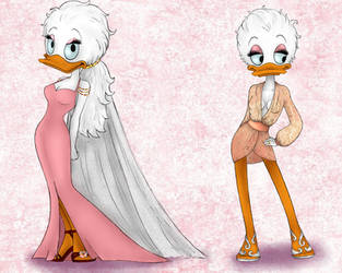 Huey's Wedding by DuckyDearest