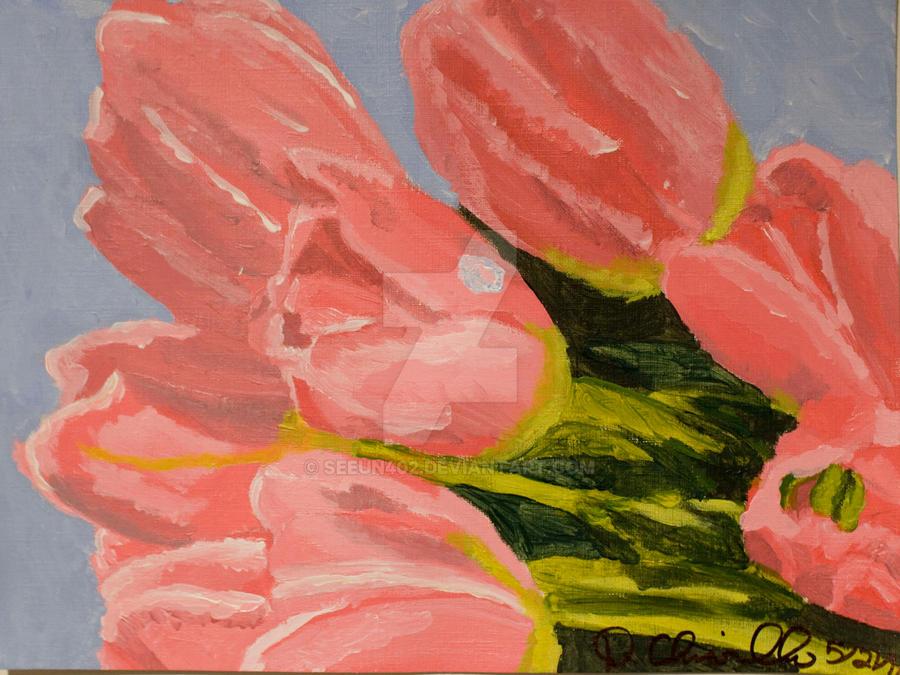 Sea of Pink by SeEun402