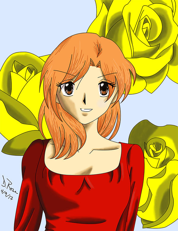 Rose Casey by SeEun402