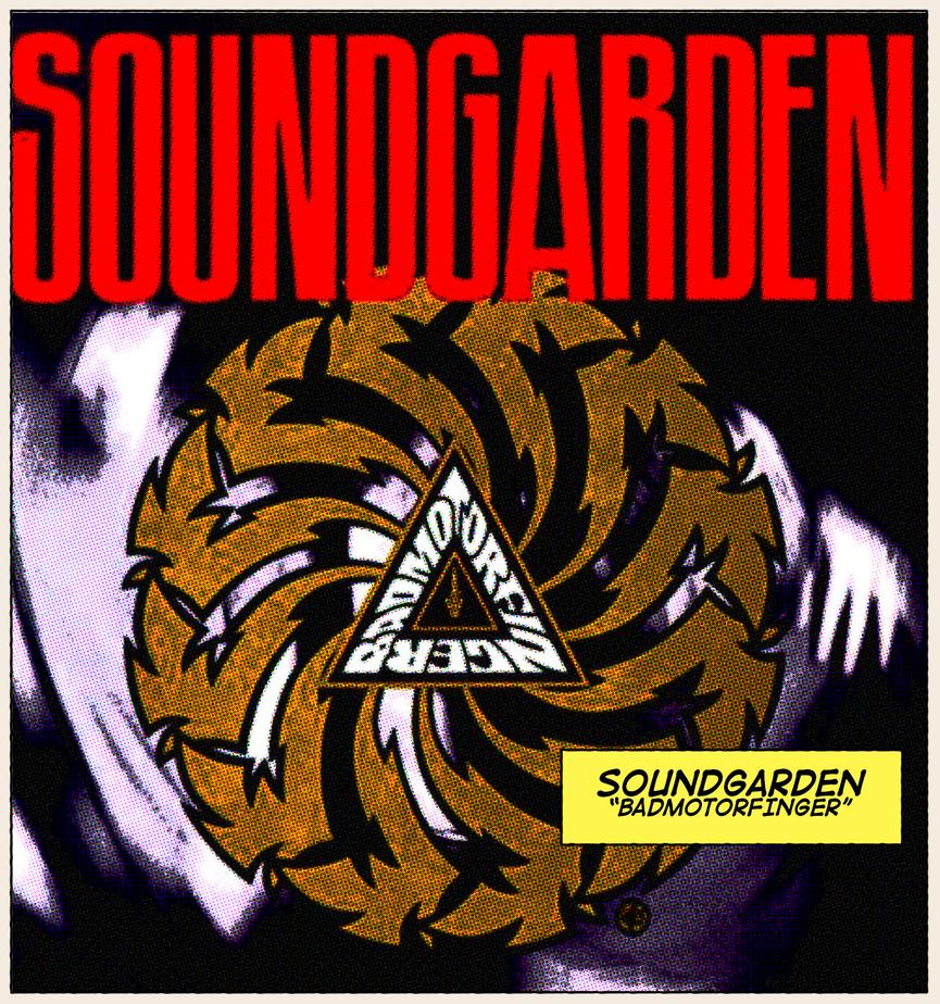 badmotorfinger wallpaper soundgarden 1920x1080 - photo #10