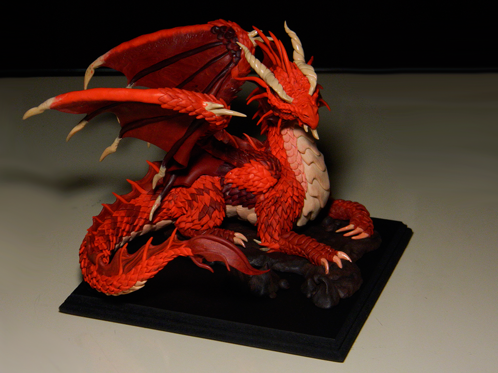 Dnd Red Dragon: Pyrus (Red Dragon DnD) By Maga-01 On DeviantArt