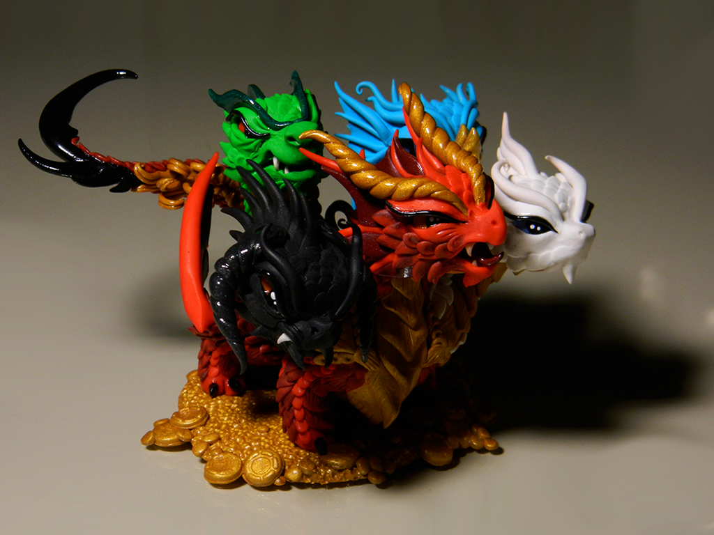 Chibi Tiamat VI - Commission by maga-01