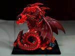 Chibi Targaryen House Dragon