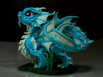 Chibi Shio (Water Little Dragon)
