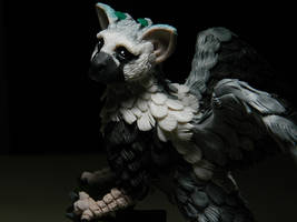 Trico (The last guardian) Commission by maga-01