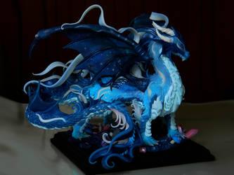 Taj - Galaxy Dragon by maga-01