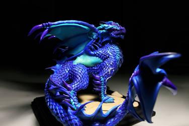 Dragon Raiyu Askara (commissioned) by maga-01